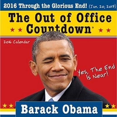 Click to get 2016 Obama Out of Office Calendar