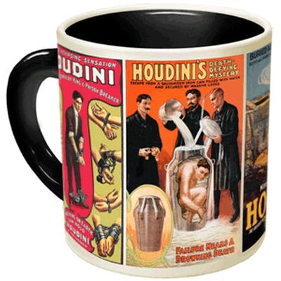 Click to get Disappearing Houdini Mug
