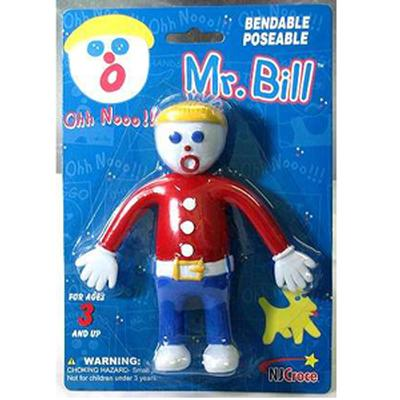 Click to get Mr Bill Poseable Doll