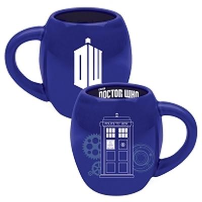 Click to get Doctor Who Oval Ceramic Mug