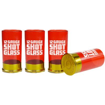 Click to get 12 Gauge Cartridge Shot Glasses