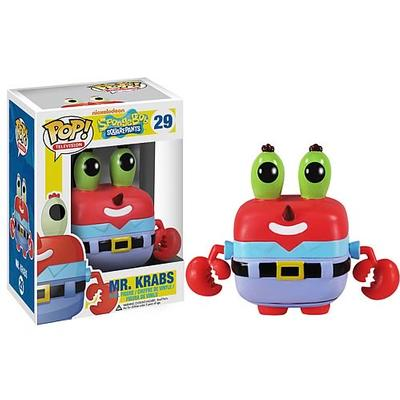 Click to get Mr Krabs POP Vinyl Figure