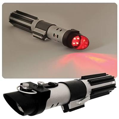 Click to get Star Wars Lightsaber Flashlight Darth Vader