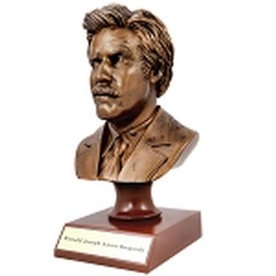 Click to get Anchorman Ron Burgundy Bust Statue
