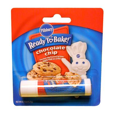 Click to get Pillsbury Lip Balm Chocolate Chip Cookies