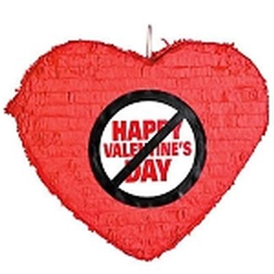 Click to get AntiValentines Day Piata