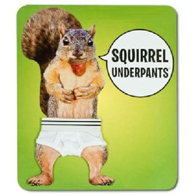 Click to get Squirrel Underpants