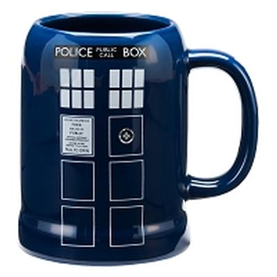 Click to get Doctor Who Tardis 20 oz Ceramic Stein