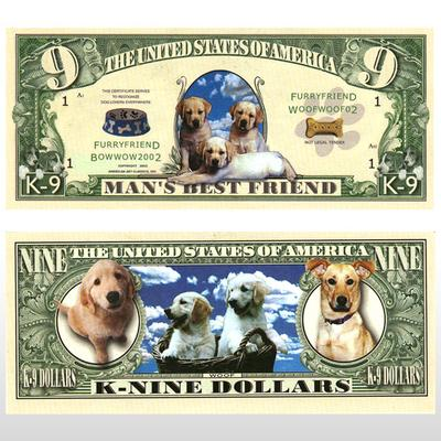 PranksStore.com - Pranks for everyone - Dogs Funny Money