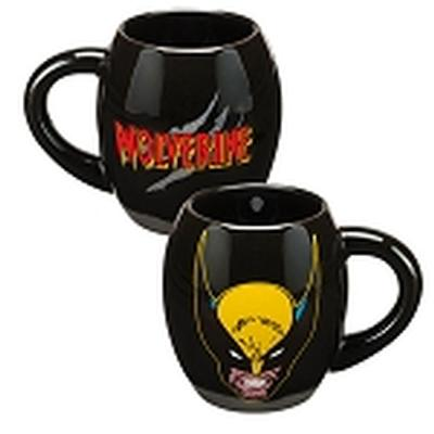 Click to get Marvel Wolverine 18 oz Oval Ceramic Mug