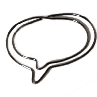 Click to get Talk Bubble Paper Clips