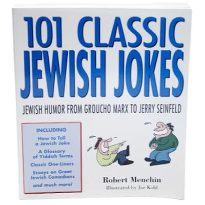 Click to get 101 Jewish Jokes Book