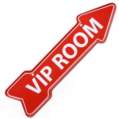 Click to get VIP Room Magnet