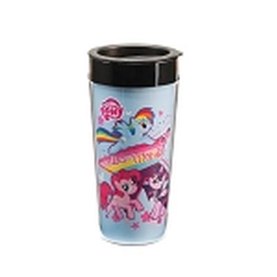 Click to get My Little Pony 16 oz Plastic Travel Mug