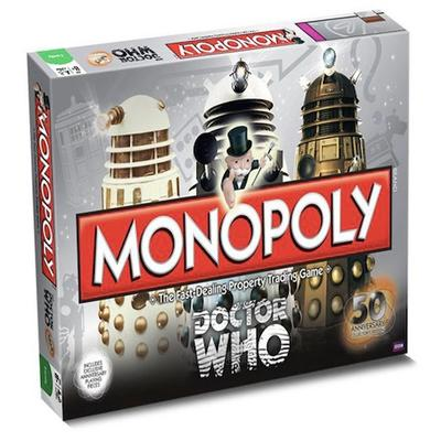 Click to get Monopoly Game Doctor Who