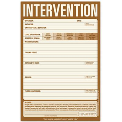 Click to get Intervention Pad