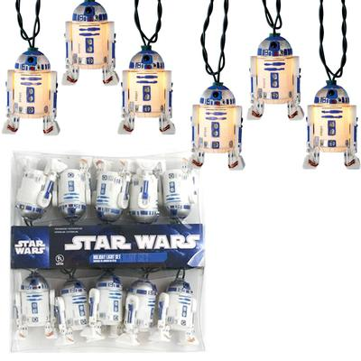 Click to get R2D2 String Light Set