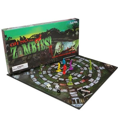 Click to get Zombie Attack Board Game