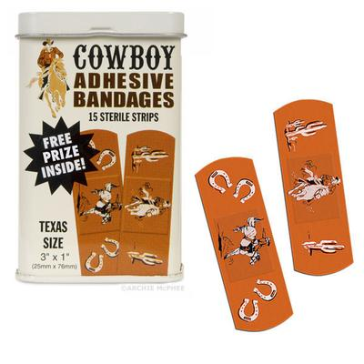 Click to get Cowboy Bandages