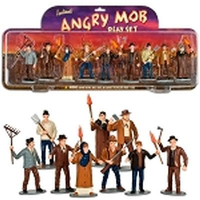 Click to get Angry Mob Playset