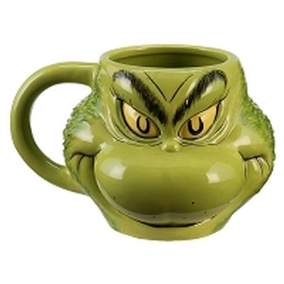 Click to get The Grinch Scultped Mug