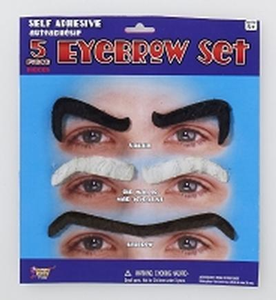 Click to get Fake Eyebrow Set
