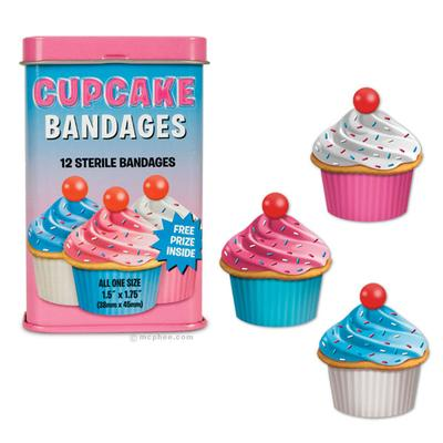 Click to get Cupcake Bandages