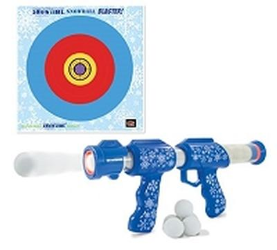 Click to get Snowtime Snowball Blaster