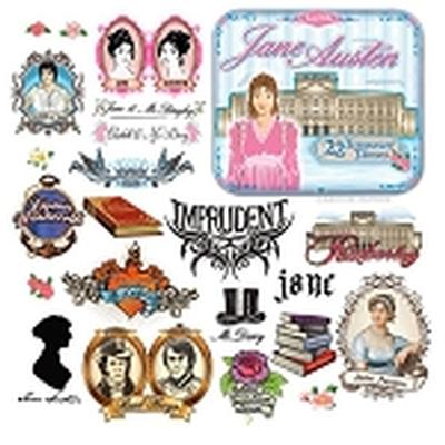 Click to get JANE AUSTEN TATTOOS