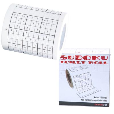 Click to get Sudoku Toilet Paper