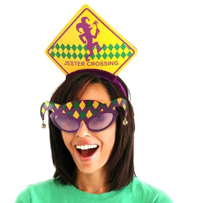 Click to get Mardi Gras Costume Kit