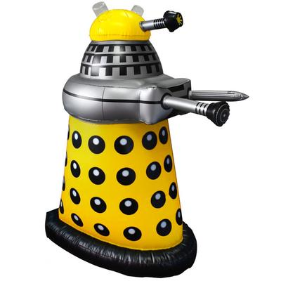 Click to get Doctor Who 30 Inflatable Yellow Dalek