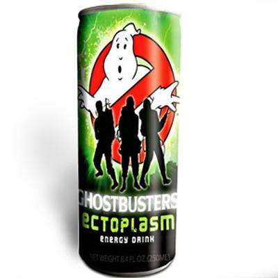 Click to get Ghostbusters Ectoplasm Energy Drink