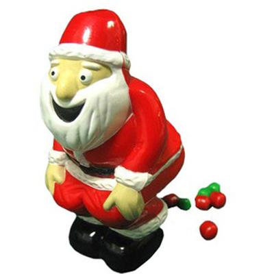 Click to get Pooping Santa Candy