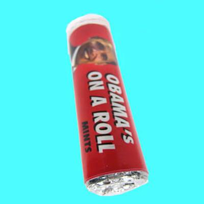 Click to get Obamas On a Roll Mints