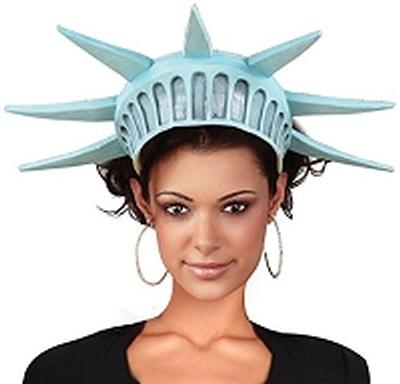 Click to get Statue of Liberty Tiara