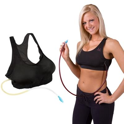 Click to get The Wine Rack Flask Bra