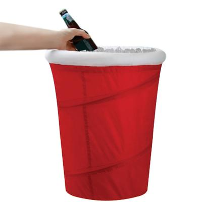 Click to get Red Cup Pop Up Cooler