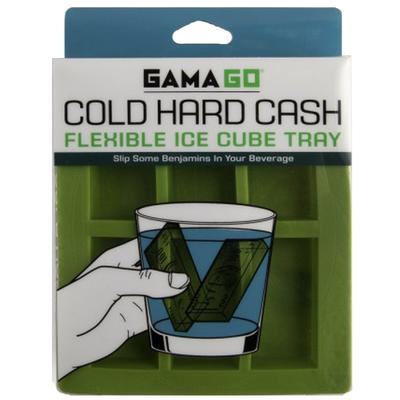 Click to get Cold Hard Cash Ice Cube Tray