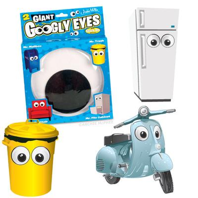 Click to get Giant Googly Eyes