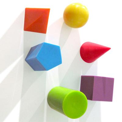 Click to get Geometric Shapes Magnet Set