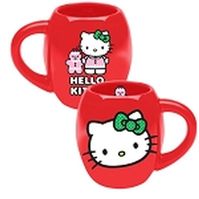 Click to get Hello Kitty Holiday 18oz Ceramic Oval Mug