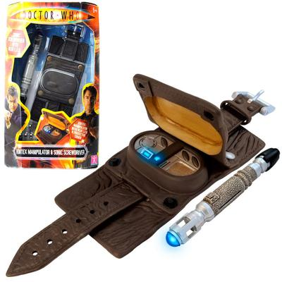 Click to get Doctor Who Captain Jacks Vortex Manipulator and Mini Sonic Screwdriver