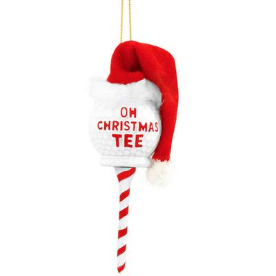 Click to get Oh Christmas Tee Golf Ball Ornament