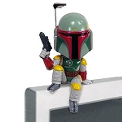 Click to get Star Wars Boba Fett Computer Sitter