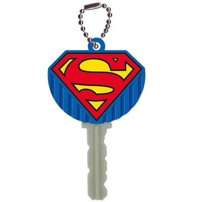 Click to get Superman Logo Key Cap Holder