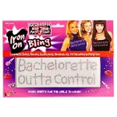 Click to get Bachelorette Party IronOn Bling