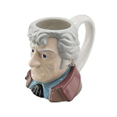 Click to get Doctor Who 3rd Doctor Toby Mug