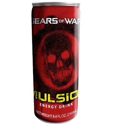 Click to get Gears of War Imulsion Energy Drink