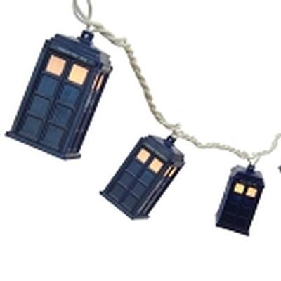 Click to get Doctor Who Tardis String Lights